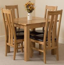 table oak kitchen square dining seats person round solid room chairs for and dinner wood small furniture sets place large people extendable seater white