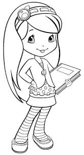explore por coloring pages