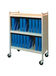 Patient Chart Racks Medical Record Binder Storage Racks Carts Carousels