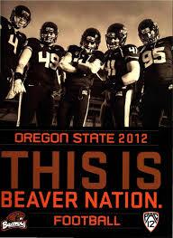 2012 Oregon State University Football Media Guide Oregon