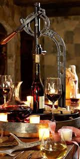 Vinters Standing <b>Wine</b> Opener | Home Bar Accessories ...