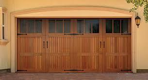 wood garage doorsWood Garage Door Collection  Coastline Commercial Doors
