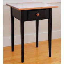 Side Table Designs For Living Room End Tables Unfinished Oak Mission Table 245h Renovators Supply