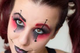 female joker makeup photo 2