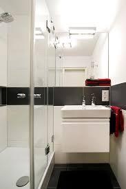 Modernes Mini Bad Mit Dusche 26 M² Badfirma Hans Schramm