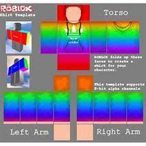 Roblox Shirt Templates Adidas Rainbow Shirt Template Roblox Lesson Roblox Shirt
