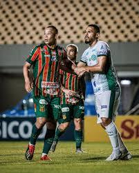 Serie b, saturday, june 5th, 2021. Guarani Vence O Sampaio Correa E Fica Mais Proximo Do G 4 Da Serie B Confederacao Brasileira De Futebol