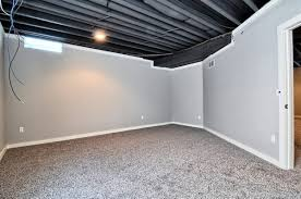 I'm just trying to relay what type of value this home came in at and that  the buyers requested a black ceiling.