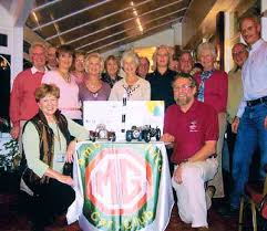 MG Club's donation to air ambulance   News   Pembroke and Pembroke Dock  Observer