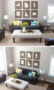 living room wall decor ideas 45 beautiful diy wall art ideas for inspiration of diy wall