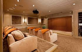 Small Picture 10 Awesome Basement Home Theater Ideas