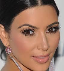 top 20 kim kardashian makeup looks style motivation