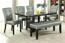 black marble top dining table set marble top kitchen table set durable kitchen table small round