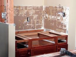 How To Remove Kitchen Cabinet How To Recycle A Kitchen Cabinet How Tos Diy
