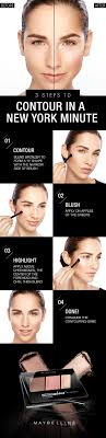 easy contouring tutorial for busy las quick and easy makeup tips and tricks for beginners