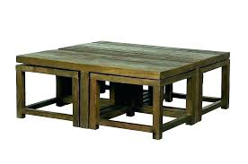 coffee table with ottomans underneath coffee table seating table with ottomans underneath coffee tables with seating coffee table with ottomans