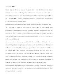 Il Microcredito e il Banco di Napoli - Tesi di Laurea ...
