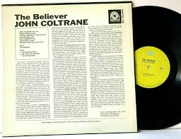 John Coltrane The Believer - PR 7292 Stereo - LP Vinyl Record Album