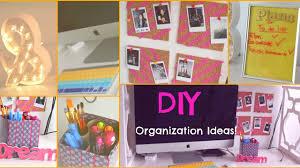 diy room organization storage ideas for teens youtube teenage