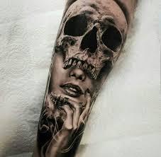 Realism Black And White Tattoo Tatuaje Vida Tatuajes и Tatuaje