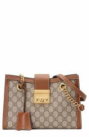 gucci bags small. gucci small padlock gg supreme shoulder bag bags