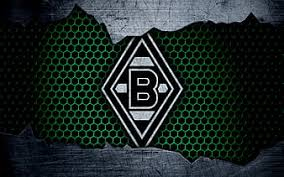 Please enter your email address receive daily logo's in your email! Borussia Monchengladbach Fc Glitter Logo Bundesliga White Black Checkered Background Hd Wallpaper Peakpx