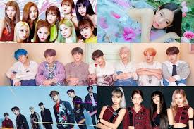 Twice Gaon Chart 2018 Bts Is First To Receive Triple Million Certification On Gaon