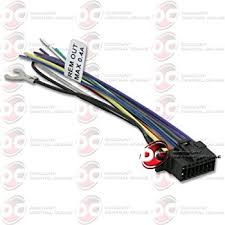 sony pin wiring diagram sony image wiring diagram amazon com sony 16 pin wiring harness for wx gt80ui cdx gt575up on sony 16 pin