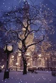 Beautiful lighting Interior Beautiful Light Falling Snow Kie Beautiful Light Falling Snow Pictures Photos And Images For