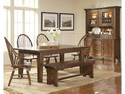 Broyhill Attic Heirloom Dining Table Broyhill Furniture Attic Rustic Buffet With Storage Becker