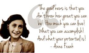 Inspiring And Special Anne Frank QuotesSmashing World