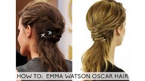 Emma Watson Hair Style emma watson hair oscar 2014 tutorial youtube 4897 by wearticles.com