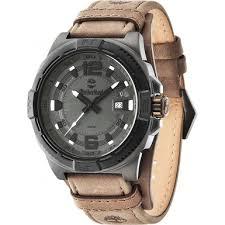 14112jsub 61 mens timberland watch watches2u timberland 14112jsub 61 mens penacook brown leather strap watch