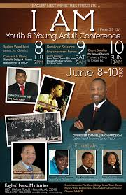 flyers a sista media group youth conference