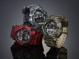 the top camouflage g shock watches gd 120cm camo g shock watches