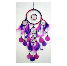 Dream Catchers Where To Buy Double Ring and Shell Dreamcatcher 100cm diameter and 100cm drop 13
