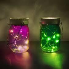 lighting jar. Solar Fairy Jars Lighting Jar