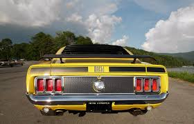 1970 Ford Mustang Mach 1 521 Stroker Super Cobra Jet - Muscle Car