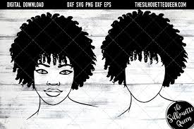 286 african vectors & graphics to download african 286. African American Svg The Silhouette Queen Design Bundles