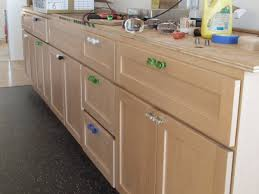 overmyer glass drawer knobs installed on cabinets cabinet68 knobs