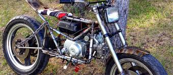 fail of the week how not to build your own motorcycle hackaday