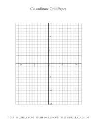 Worksheets Math Graphing For Grade Grid Method
