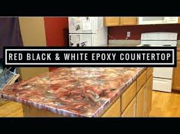 countertop resurfacing resurfacing with metallic silver and charcoal metallic diy customer installs of