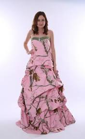 splendid sweetheart floor length pink camo wedding dress camo