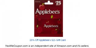 applebees gift card checker photo 1
