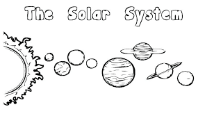 Solar System Coloring Sheet Solar System Coloring Pages Coloring