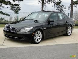 BMW 5 series 535i 2008 Technical specifications | Interior and ...