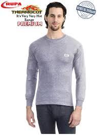 Rupa Men Cotton Thermal Set Assorted