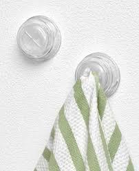Kitchen Towel Holders Hooks and Racks Organize It