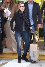 Ask kate winslet what she likes about any of her characters, and the word ballsy is bound to pop up at least once. Kate Winslet Army On Twitter Kate Winslet Outside Jfk Airport In New York 25 04 2018 Katewinslet